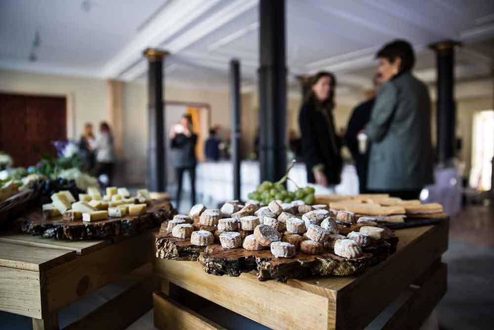 catering para evento corporativo