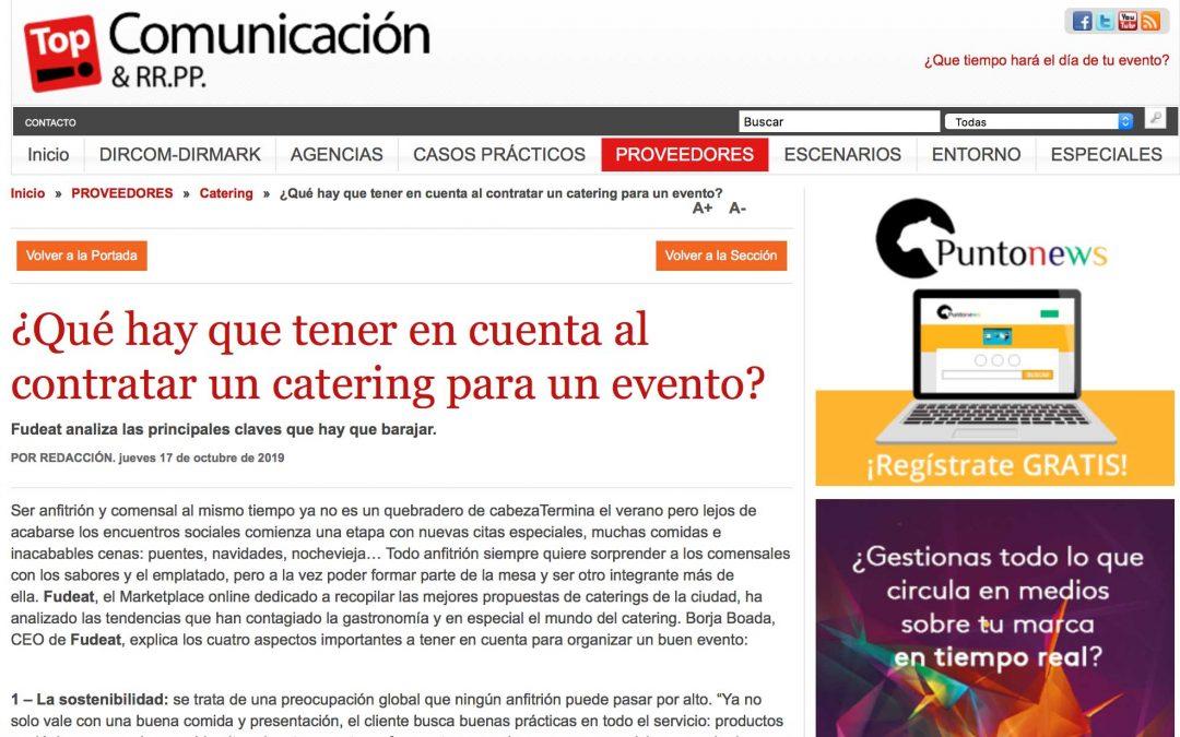 Top comunicación